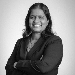 Priya Karmali, VP, Technology Innovation and Development