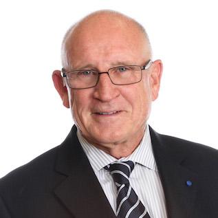 Dr. Peter Farrell, Chairman