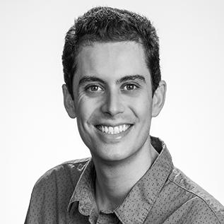 Adam Finochio, Research Associate I, Formulation Development