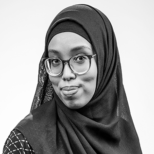 Huda Rabi, Research Associate I, Formulation Development