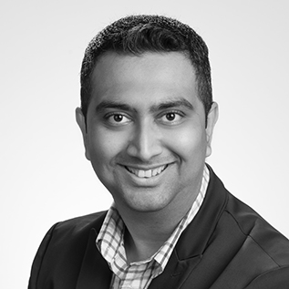 Deep Patel, Manager, CMC Operations