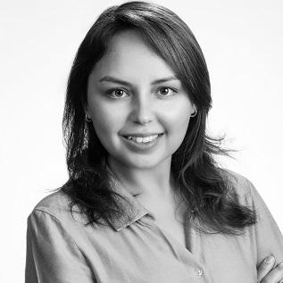 Anna Shishina , Scientist I, Analytical Development