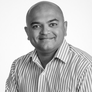 Viraj Talpade , Senior Manager, IT Infrastructure and Security