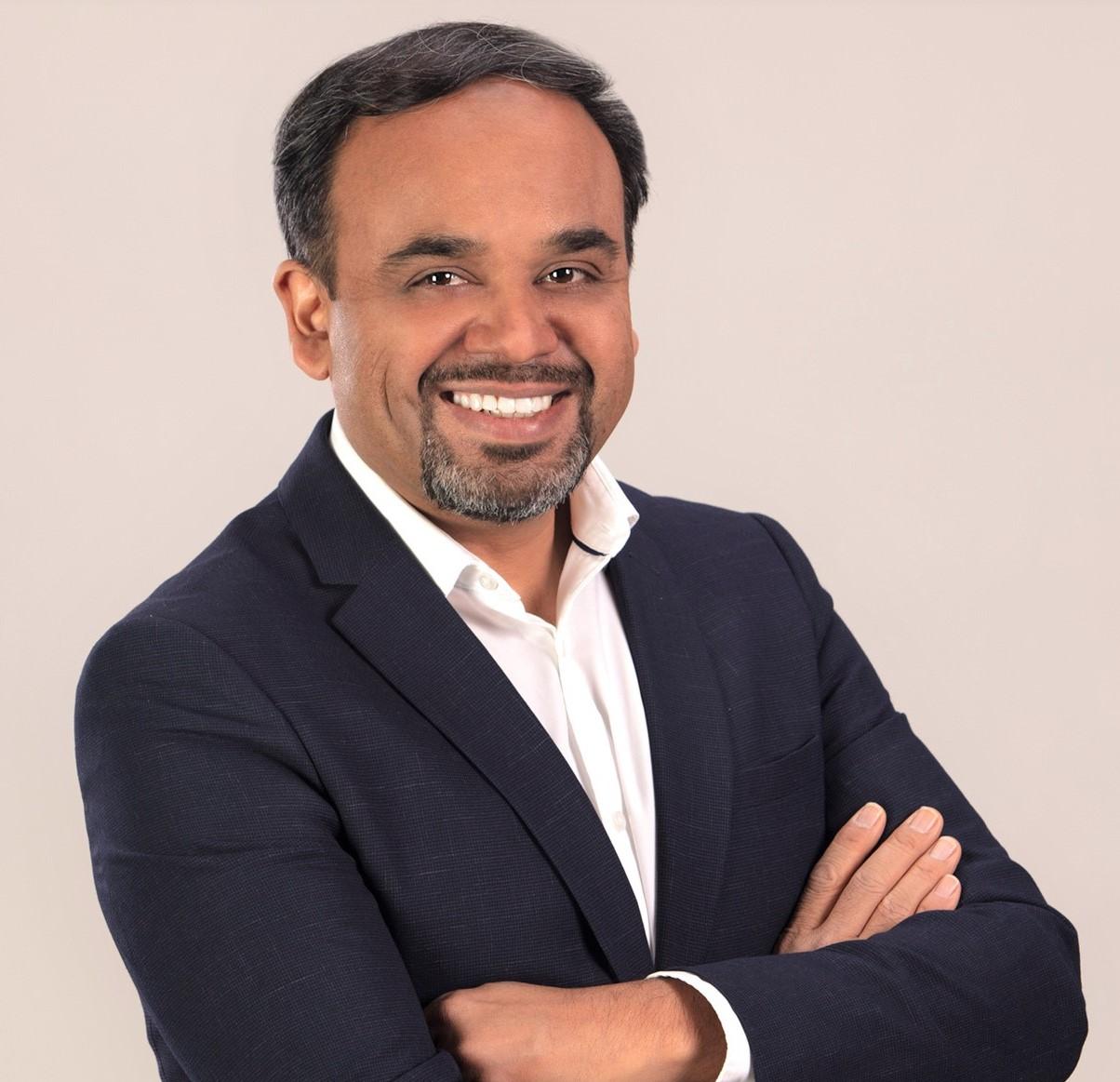 Dushyant Varshney, EVP & Chief Technology Officer