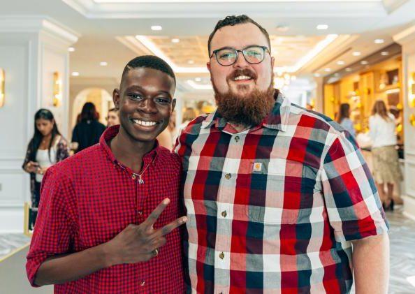 Moustapha Toure C2C Alumnus '18