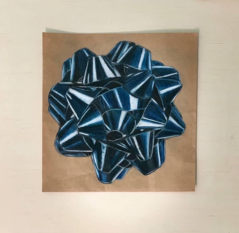 Sophomore Julie Baguio's art. Photo courtesy of Julie Baguio.