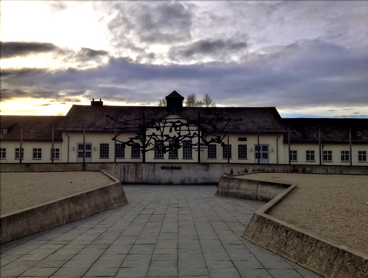 Dachau Main Building