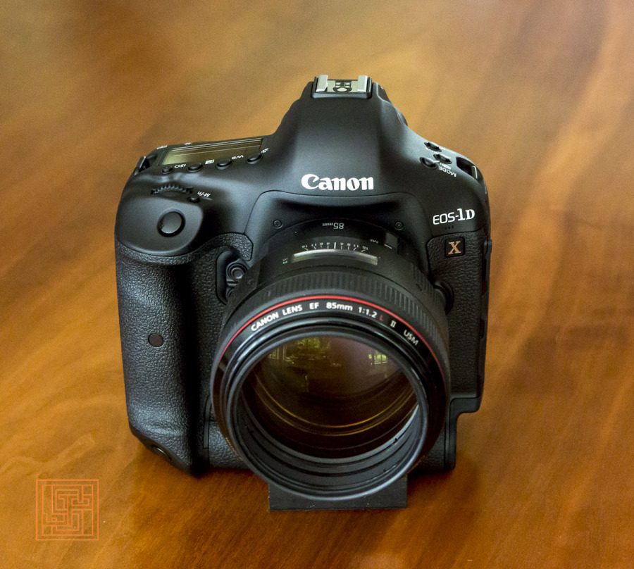 Canon 1Dx – finally here