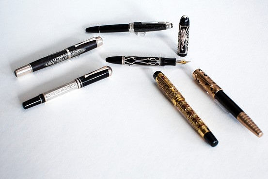 The Power of a Pen With Some Personality