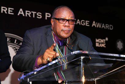 Quincy Jones – Patron of the Arts