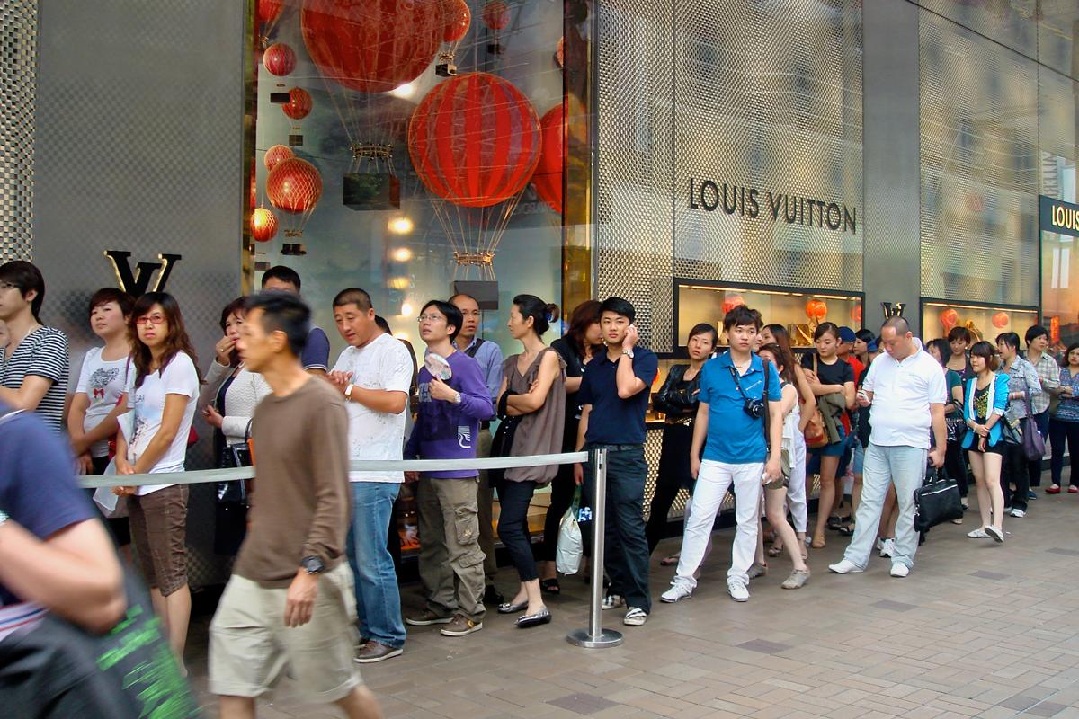 Chinese Luxury Market