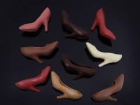 Small Chocolate High Heels (assortment)
