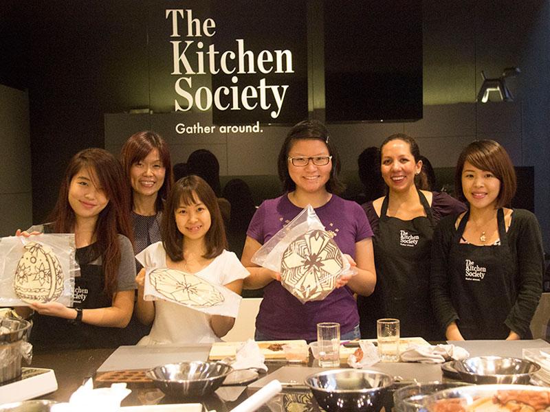The Kitchen Society 1