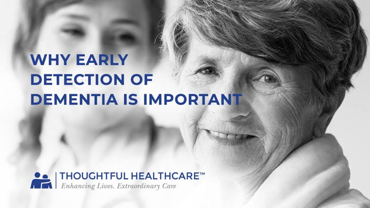 why early detection of dementia is important