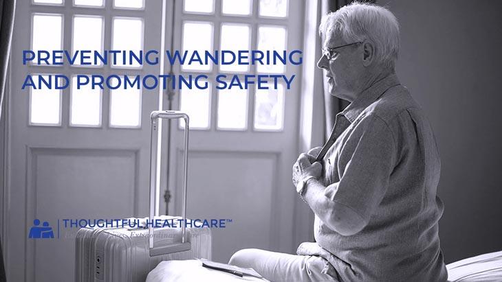 preventing wandering