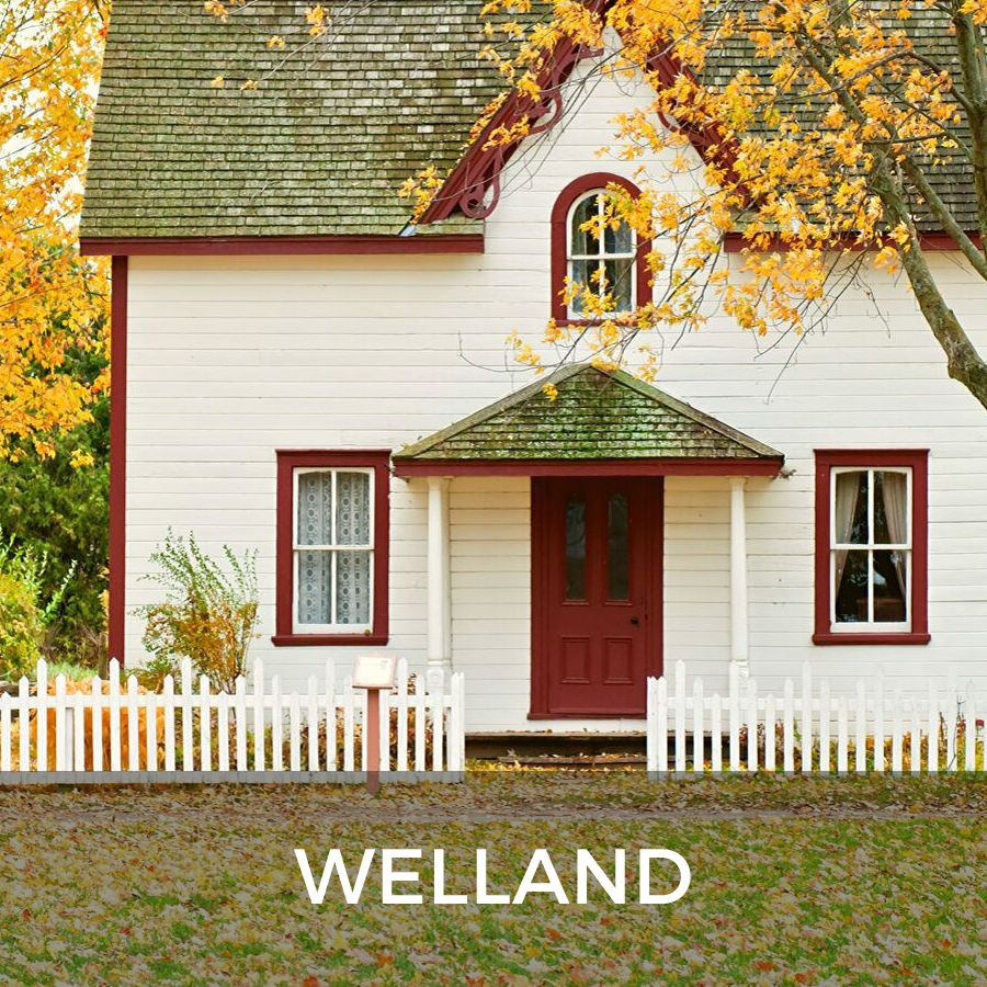 Niagara Region Real Estate - Welland