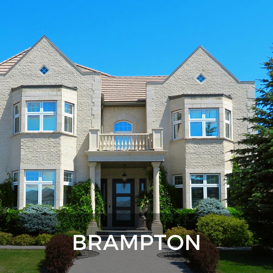 Brampton House