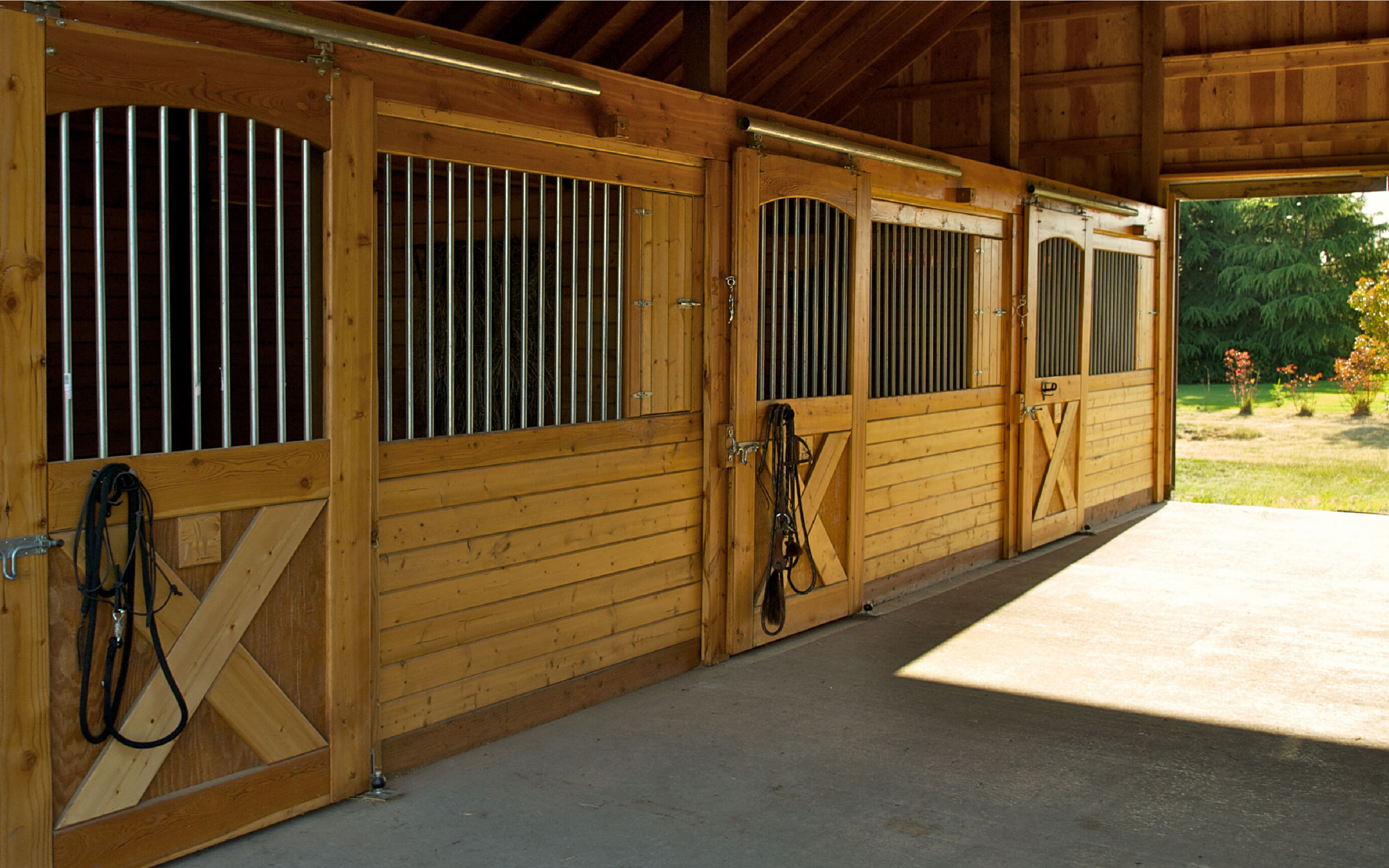 The Costs of Building an Equestrian Facility