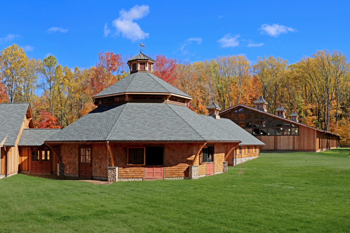 Our Favourite Horse Barn Designs