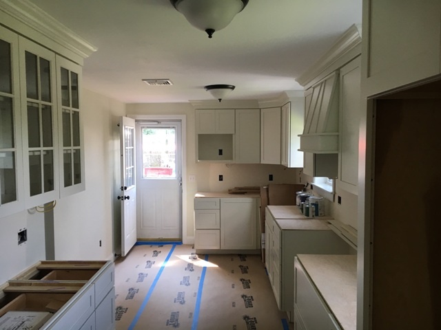 Kitchen upgrades, repairs