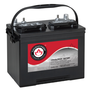 G24 Deep cycle Batteries