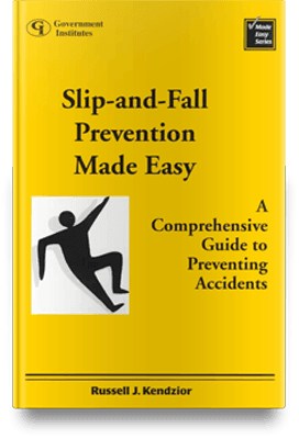 slip and fall prevention book cover