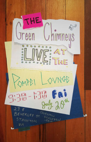 Green Chimneys Poster 2