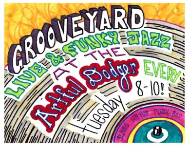 Grooveyard Poster
