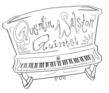 Piano T-Shirt Design