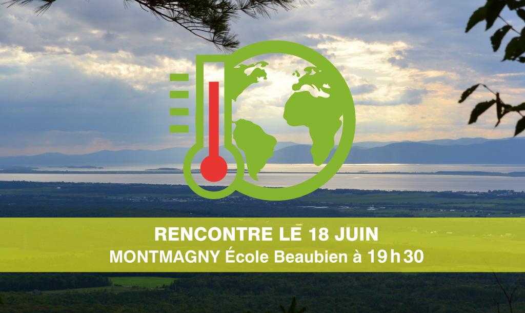 Mobilisation en faveur du climat : Invitation à joindre le mouvement le 18 juin