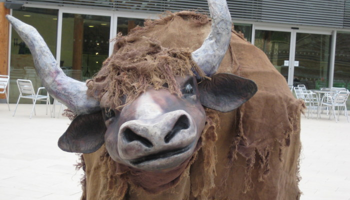 Yeshe The Yak (Thingumajig Theatre)