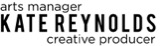 Kate Reynolds: Creative Producer