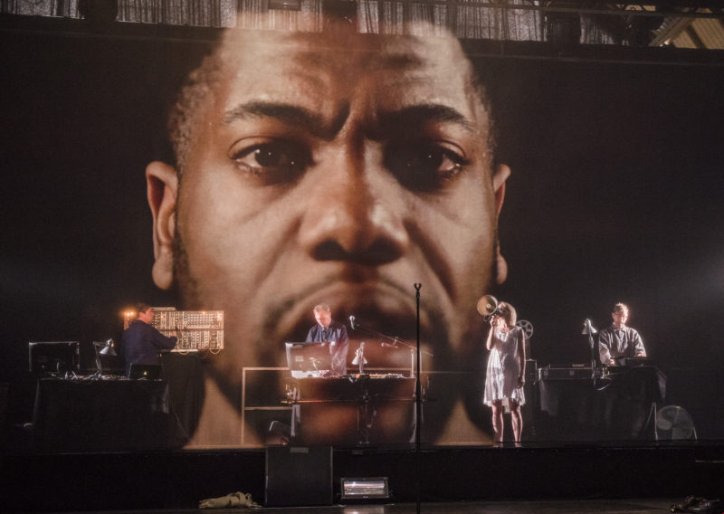 Cotton Panic! (Manchester International Festival; Photo - Tristram Kenton)