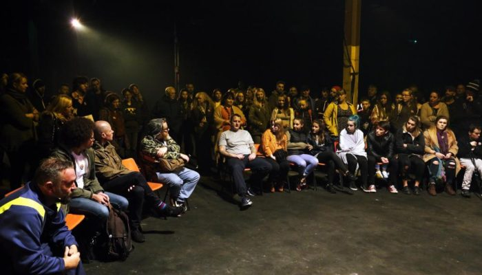 We're Still Here (National Theatre Wales and Common Wealth Theatre)