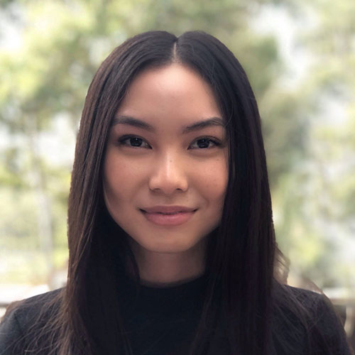 Portrait of Nha Vy Tran