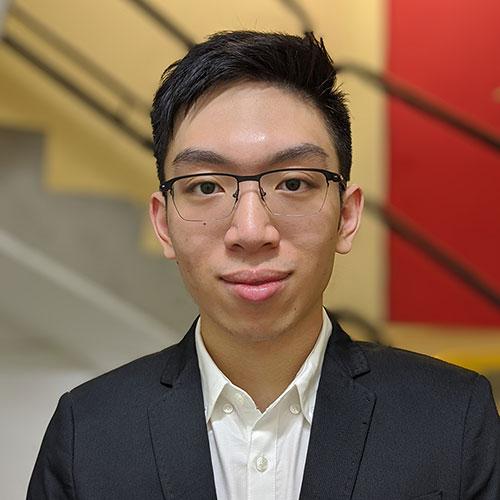 Portrait of Anthony Tsang