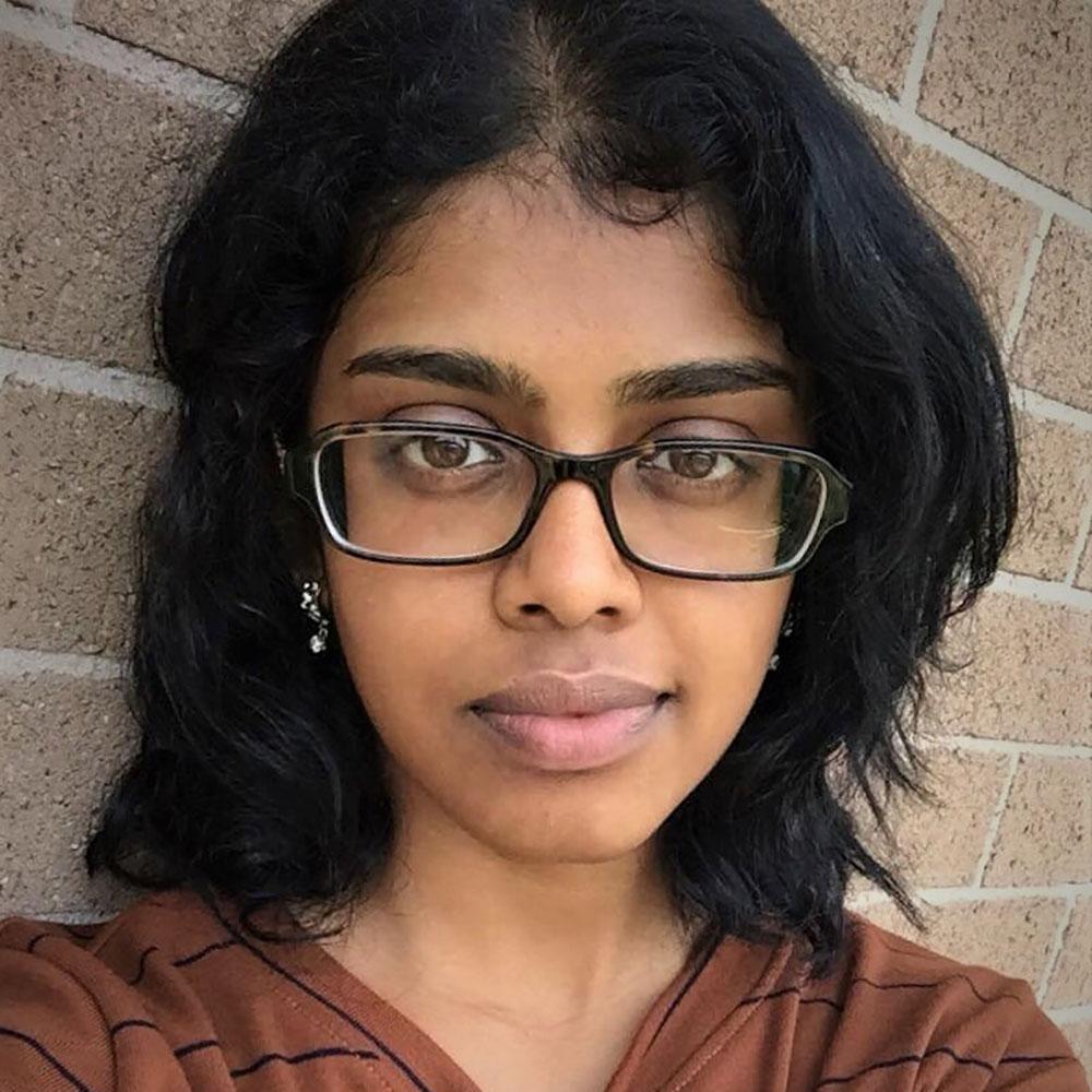 Portrait of Vanathy Arudselvan
