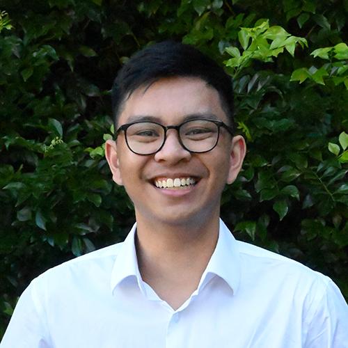 Portrait of Isaac Besarra