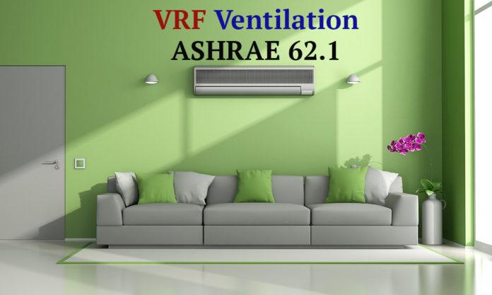 VRF Ventilation