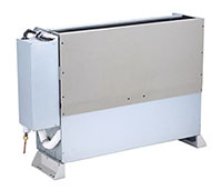 carrier vrf floor console