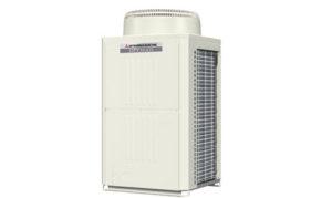 mitsubishi vrf outdoor unit air-cooled