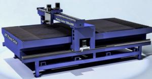 shop integration plasma cutter