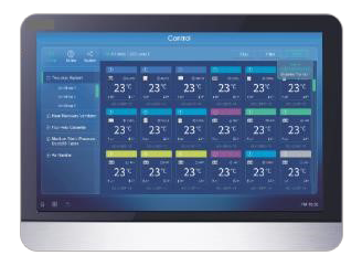 Carrier VRF Touch Screen Central Controller model #40VM900006