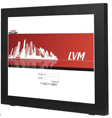 Lennox VRF Touch Panel Central Controller LVM V0CTRL12P