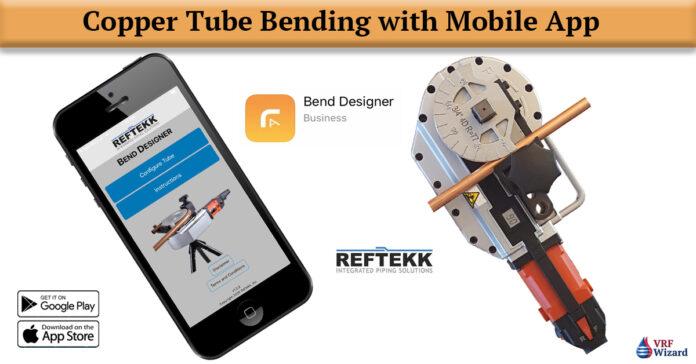 Reftekk Bend Designer App