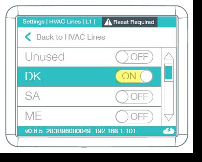 CoolMasterNet selected for a Daikin VRV System