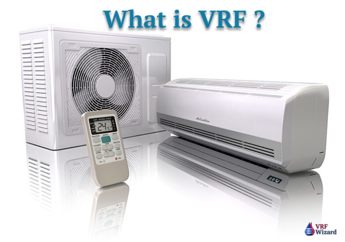 what is vrf variable refrigerant flow