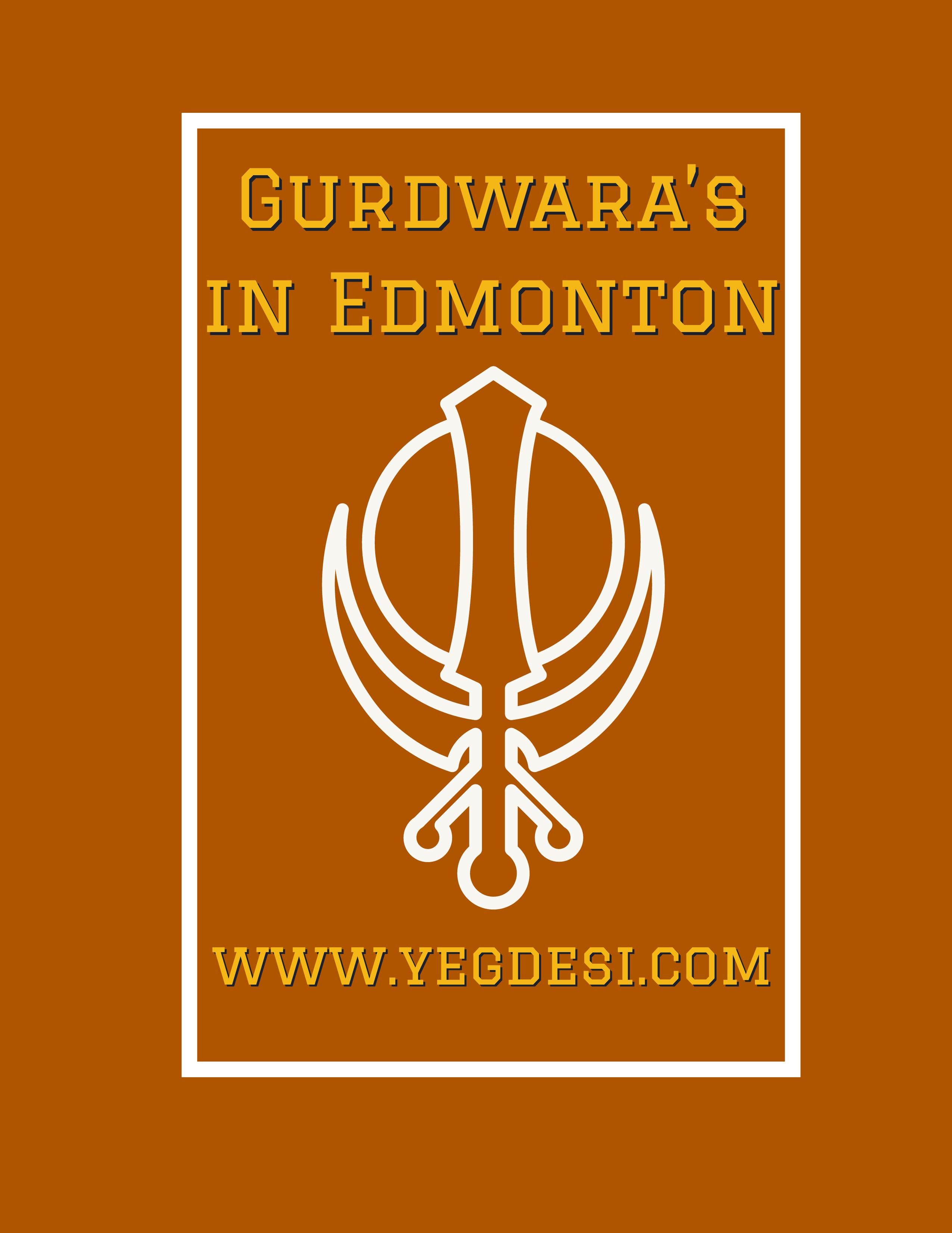 Gurdwara in Edmonton