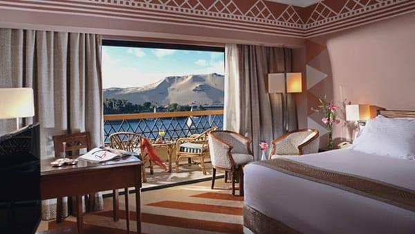 Movenpick Hotel, Aswan, Egypt