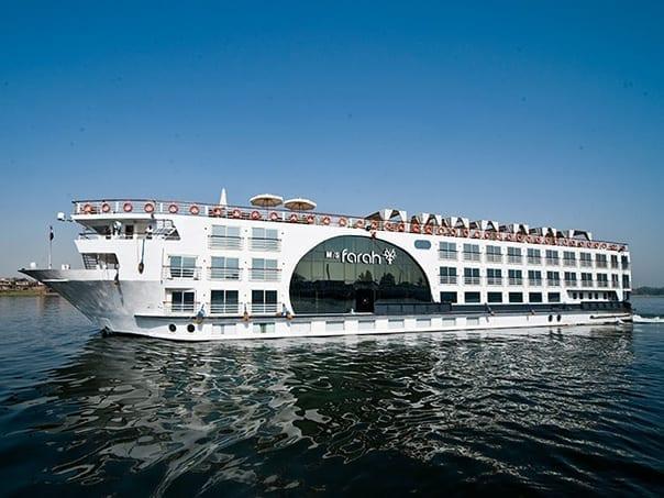 Nile Cruise, Luxor and Aswan,